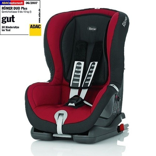 автокресло romer duo plus isofix